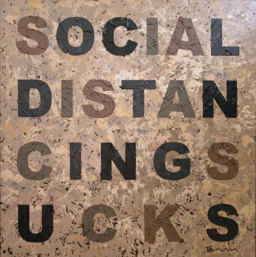 Social Distancing Sucks